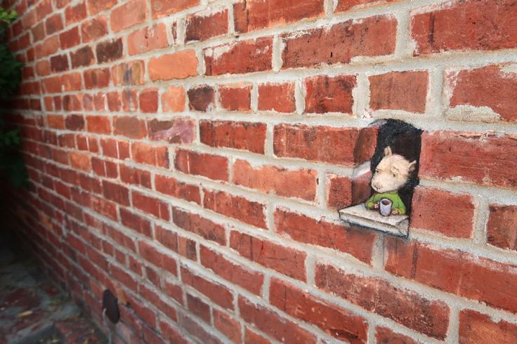 """carpe quies"" by David Zinn"