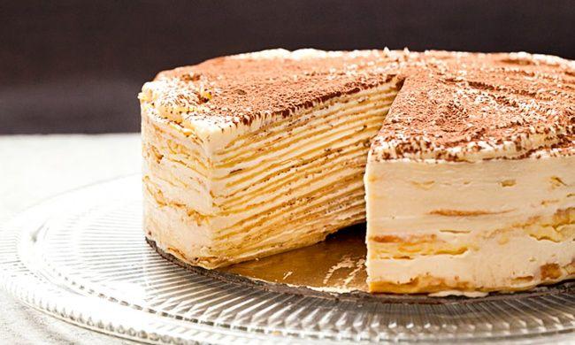 """В превод от италиански """"тирамису"""" означава """"Ободри ме"""". Благодарение на своя изискан вкус, този десерт..."""
