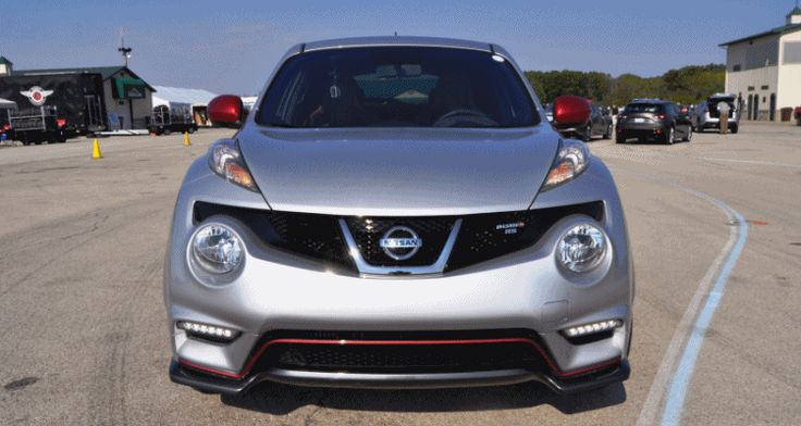 Track Drive Review – 2014 Nissan Juke NISMO RS Manual Is Hard Work, But Good Fun Chasing Supercars