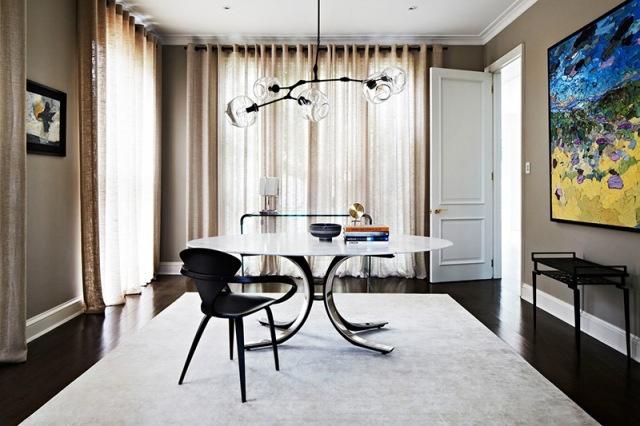 Study - Toorak Residence by Hecker Guthrie