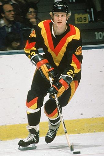 Thomas Gradin, Vancouver Canucks