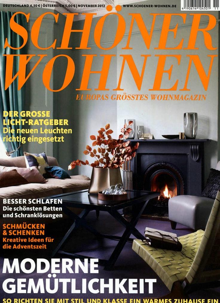 SCHÖNER WOHNEN 11/2012