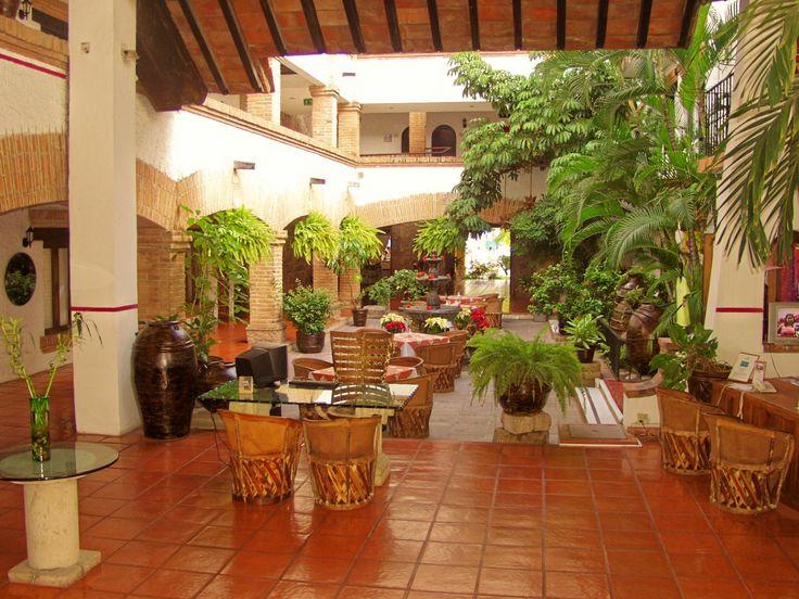 Lobby-Hacienda Hotel & Spa