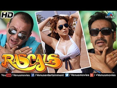 Rascals   Hindi Movies Full Movie   Ajay Devgan Full Movies   Latest Bol...