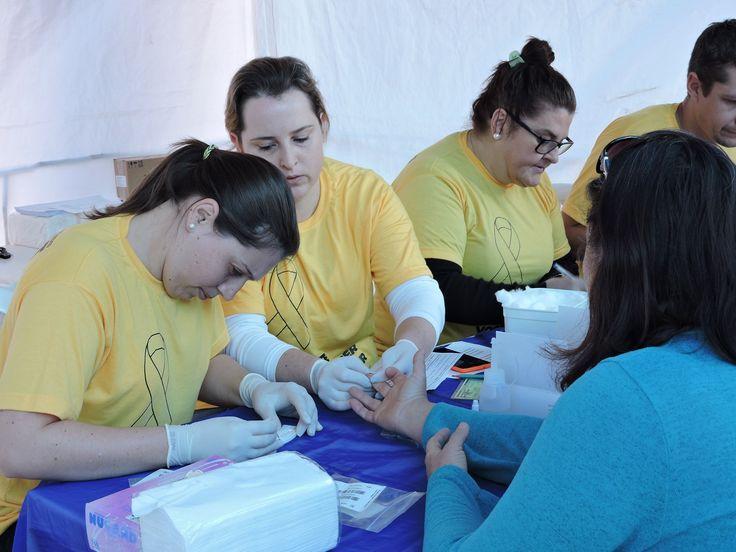 A Secretaria Municipal de Saúde de São Miguel do Oeste realizou nesta quarta-feira (26), um total de 2.000 exames rápidos de Hepatite B e C. Foram 1.000 para cada variação da doença. A informaç