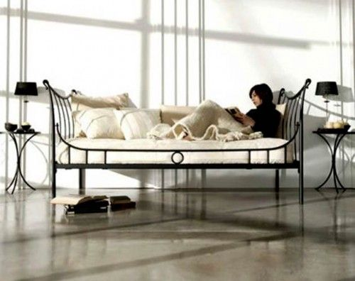 Divan seng i smijern, modell NURIA
