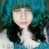 Special Effects Hair Dye Manic Panic Limelight Iguana Green Electric Lizard