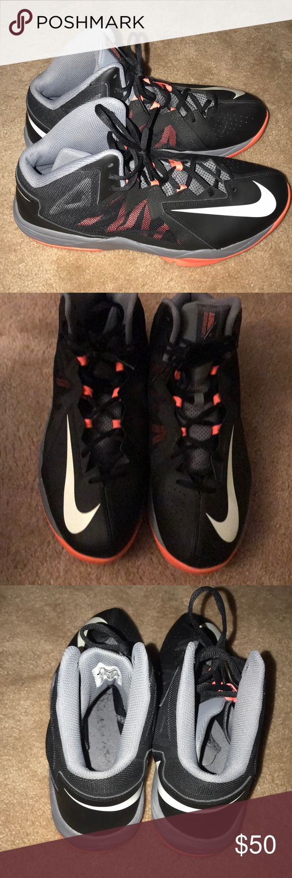 Nike Air Max Stutter Step 2 Size 12 Nike Air Max Stutter Step 2! Excellent condition, rarely worn. Nike Shoes Sneakers