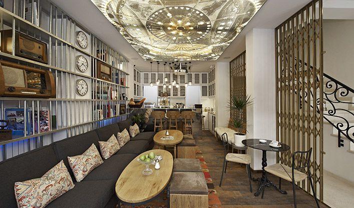 #bunk beyoglu cafe - OSTELLO ISTANBUL