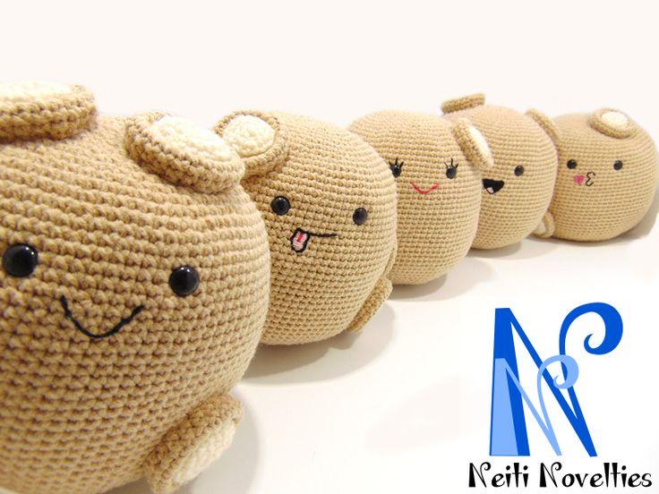 More crochet yeast (crochet Saccharomyces cerevisiae)