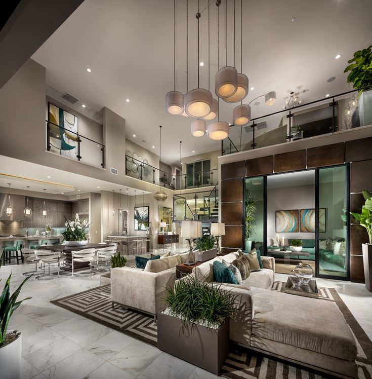 Luxury Homes In Los Angeles California: The Cascades Collection At Westcliffe