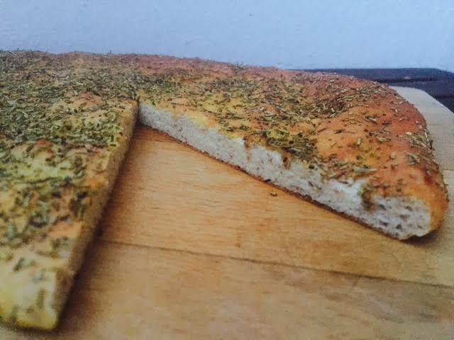 Focacciabrød af jordskokker uden mel | Sydhavnsmor