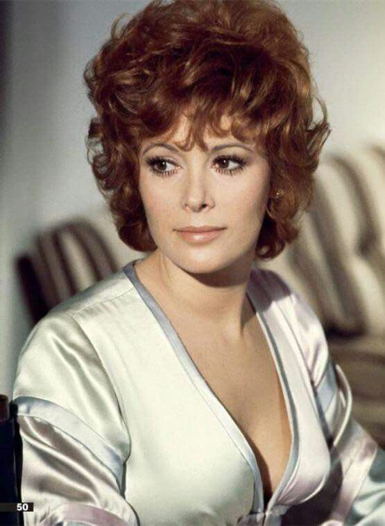 Jill St. John as Tiffany Case from Diamonds Are Forever.