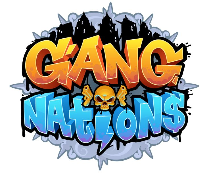 Gang Nations UI Design on Behance