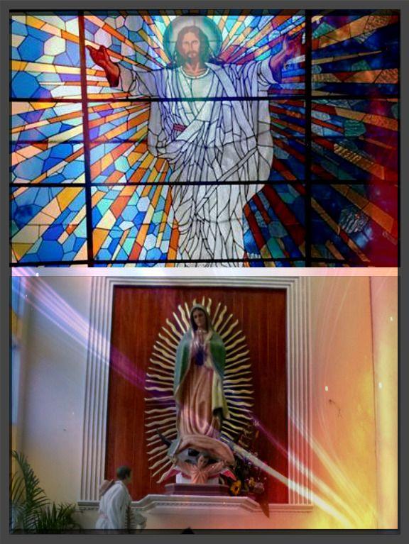 Buenas noches hermanas y hermanos en Cristo, mañana #16ºDomingoDeTiempoOrdinario,#DíaDelSeñor, celebraciones eucarísticas:   Parroquia Jesucristo Redentor: 10:00 am, 1:00 pm y 7:30 pm   Capilla Virgen de Guadalupe: 8:00 am, 11:30 am y 6:00 pm #ArqTl. #CristoViveEnMedioDeNosotros.