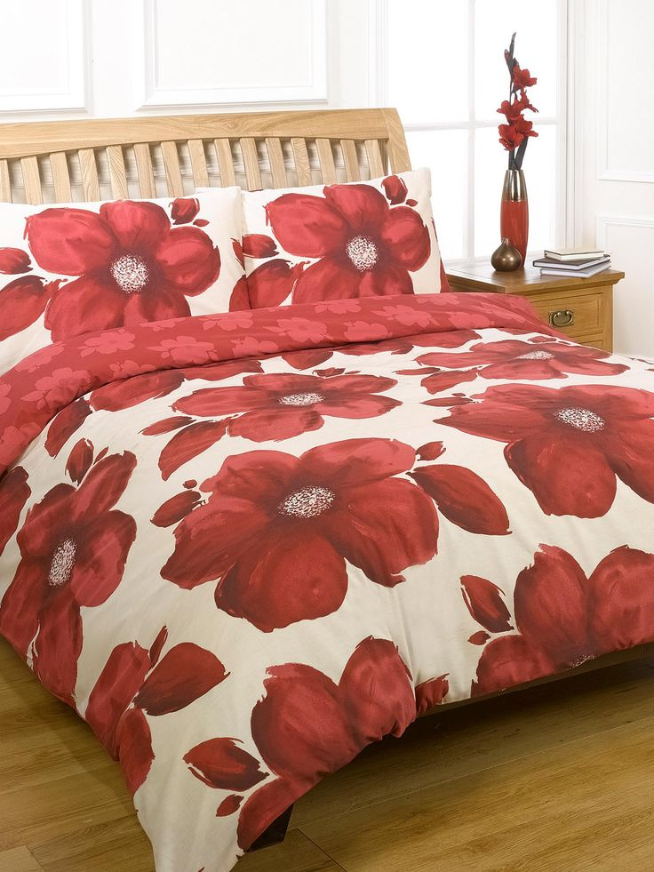 Poppy Duvet Cover Set | Very.co.uk Awesome Ideas