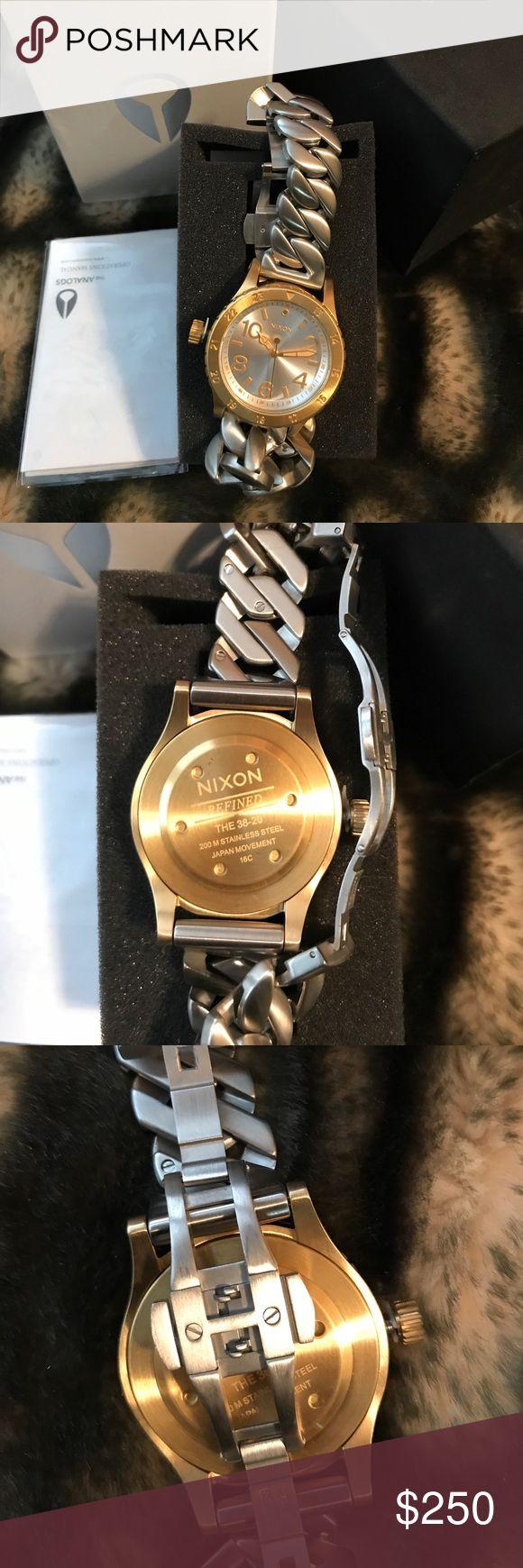 Nixon Watch Nixon Unisex/ New never worn/ Nixon Accessories Watches