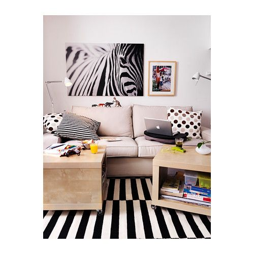 PJÄTTERYD Picture IKEA Motif created by Richard Lewishon. The picture has extra depth and life because its printed on high quality canvas.