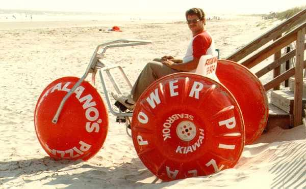 Image result for Aqua Cycle on beach