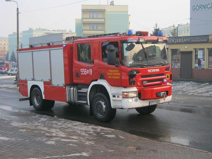 556[S]11 - GCBA 5/32 Scania P380/ISS Wawrzaszek - ZSP KWK Pniówek
