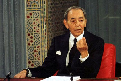 Hassan II, l'expert militaire