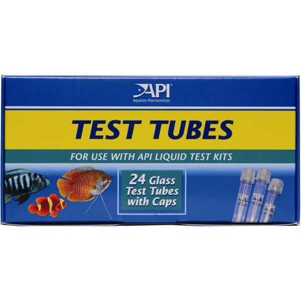 API Test Tubes - Box of 24.