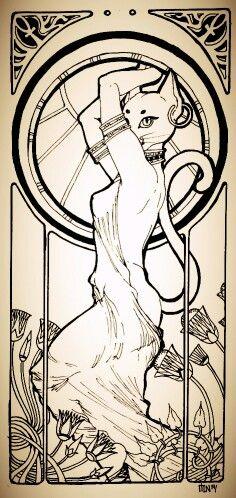 Bastet (egyptian goddess)