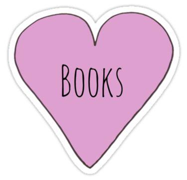 """BOOK LOVE"" Sticker von Rob Price | Redbubble"
