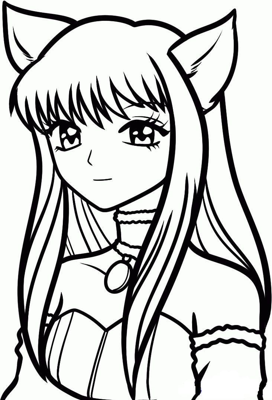tokyo mew ichigo coloring pages - photo#16