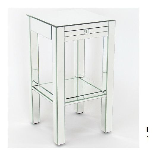 "$195 USD - Wayworn End Table - 26"" H x 14"" W x 14"" D"