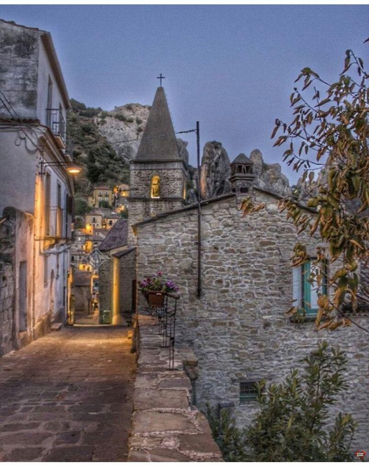 Castelmezzano (comuna italiana), Basilicata, Potenza, Itália