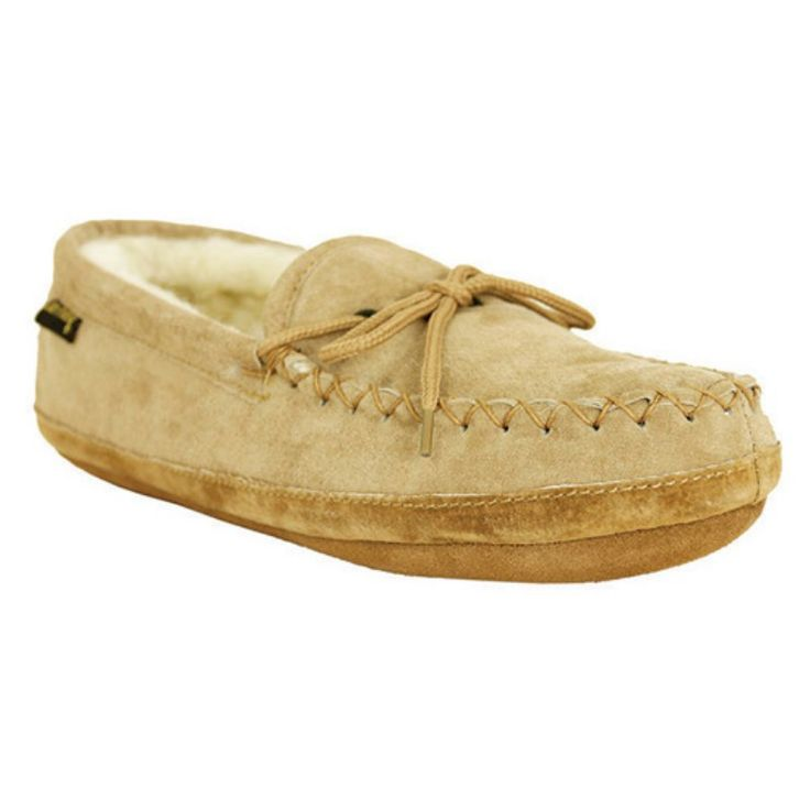 Old Friend Soft Sole Moccasins Womens and Mens Slippers, Women's