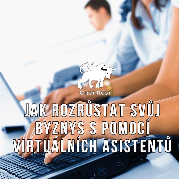 Jak rozrůstat svůj byznys s pomocí virtuálních asistentů? Nastává tu otázka: ''Jak zajistit, aby můj byznys rostl?'' Virtuální asistent!