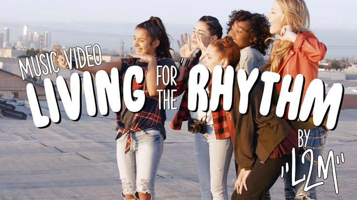 L2m Living For The Rhythm Official Music