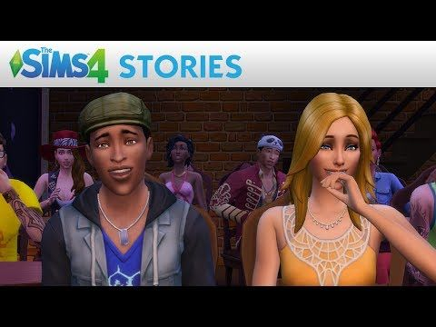 The Sims 4 | E3 Stories Video - YouTube       Romantic, Happy Ending Story in The Sims 4