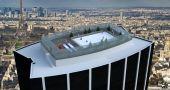 La Tour Montparnasse pose une patinoire sur son rooftop !