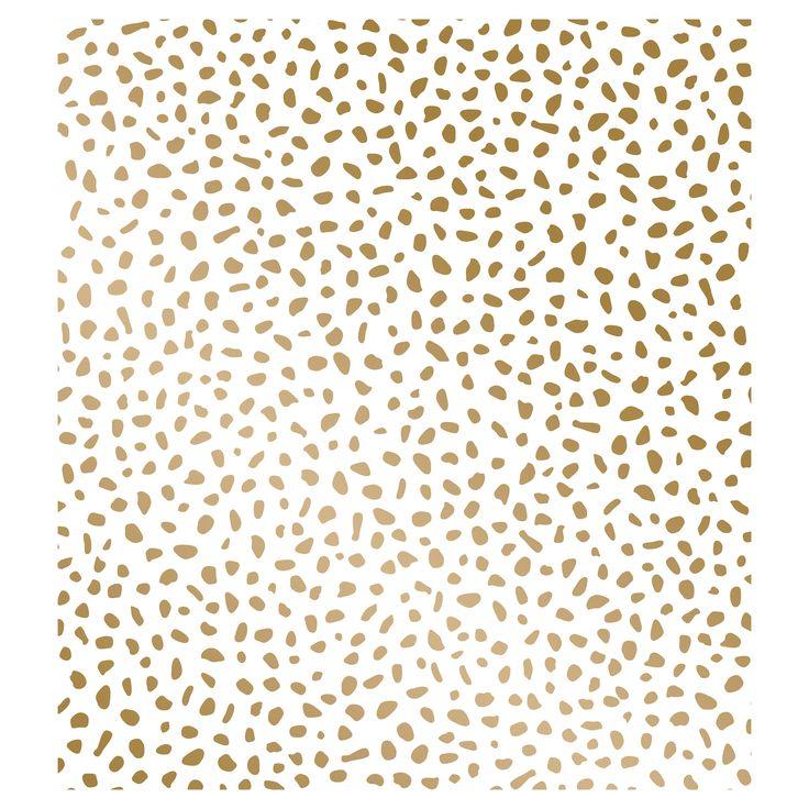 Speckled Dot Peel Stick Wallpaper Metallic Gold Opalhouse Peel And Stick Wallpaper Dots Wallpaper Opalhouse