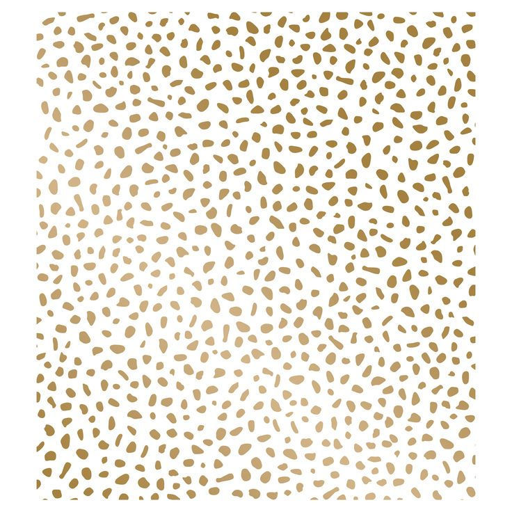 Devine Color Prints and Patterns Speckled Dot Karat, metallic gold and white color way, peel-and-stick, removable, wallpaper. One roll covers 27.5 sq. ft. area. Pattern repeat: 20.5 inch...