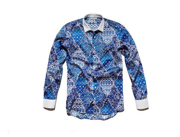 The big blue / Etro / Luisa World