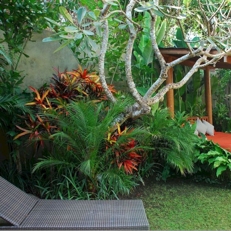 15  beautiful tropical front yard landscape ideas to make your home more awesome    freshouz com