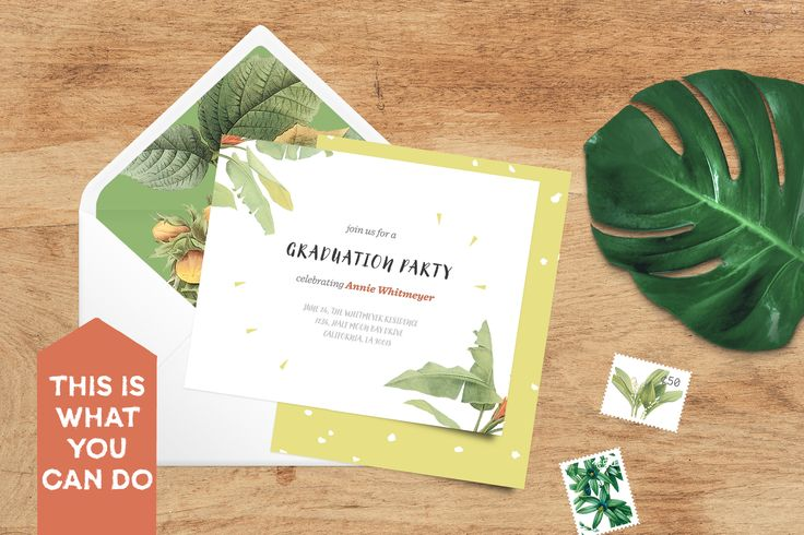 Card + Envelope Mockup to show your prints better!