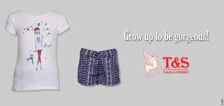 Let the tots be their own kind. #beyourself #kiddos #talesandstories  #kidswear