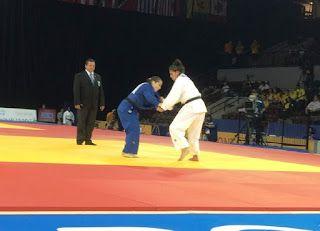 Blog Esportivo do Suíço: Maria Portela termina com a medalha de bronze no judô do Pan