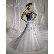 Image result for vestidos de novia en color