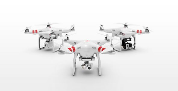 Phantom 2 - Check out DJI Official site to see all the features of this camera. #DJI