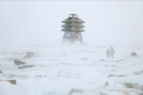 Evgenia Arbugaevas The Lighthouse 2010 (via bezpalabrown.com) http://ift.tt/1eFC1Be