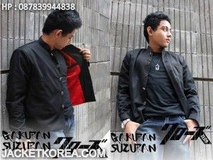 Jas Crows Zero - Gakuran Reguler
