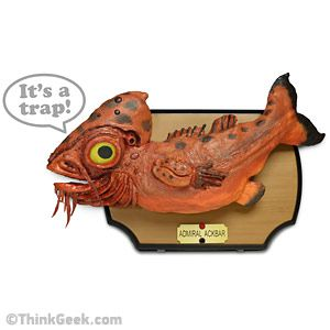Admiral Ackbar Singing Bass!: