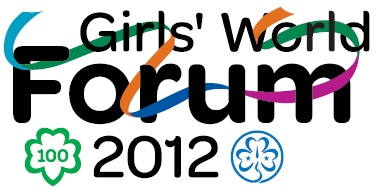 Girls' World Forum 2012 Chicago Illinois, Girls coming from around the world to attend this WAGGGS planning session