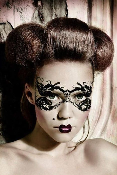 Masquerade Makeup Mask ideas
